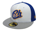 Charros De Jalisco Fitted New Era 59Fifty LMP Hat Cap Tri
