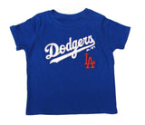 Los Angeles Dodgers Infant Jersey T-Shirt Blue