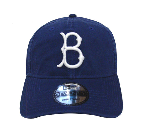 Brooklyn Dodgers Strapback Adjustable New Era Core Class Cap Hat Blue