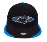 Carolina Panthers Snapback Retro Vintage The Zone Cap Hat Black