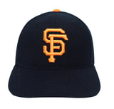 San Francisco Giants Snapback Retro Vintage Logo Cap Hat Black