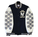 New York Yankees Mens G-III World Series Chapions Button Up Jacket