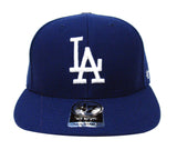 Los Angeles Dodgers Adjustable '47 Brand Bullpen MVP Cap Hat Blue