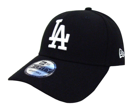 Los Angeles Dodgers Adjustable New Era The League Cap Hat Black