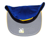 Los Angeles Rams Snapback New Era OG Fit Throwback Baycik Cap Hat Blue Yellow