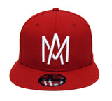 Aguilas de Mexicali Snapback New Era Mexican Pacific Baseball League Cap Hat Red