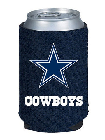 Dallas Cowboys Can Holder Navy