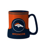 Denver Broncos Game Time Sculpted Mug