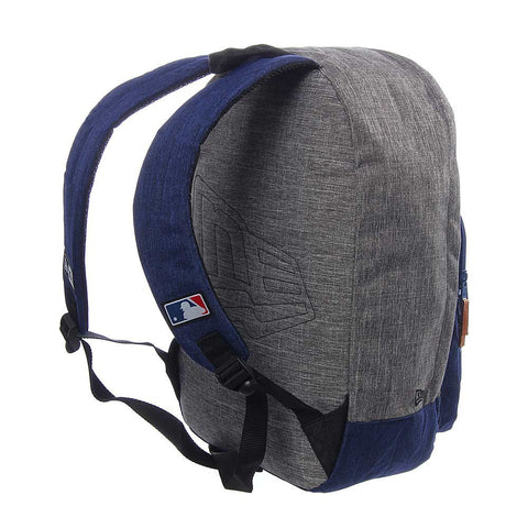 d66f6c88e6bf Los Angeles Dodgers Backpack New Era Heather Action Cram Pack Grey ...