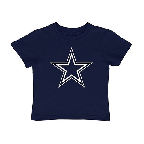 Dallas Cowboys Toddler (2T-4T) Logo Premier T-Shirt Navy