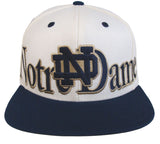 Notre Dame Fighting Irish Snapback Adidas Big City Cap
