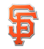 San Francisco Giants Color Auto Emblem