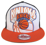 New York Knicks Snapback New Era Pop Cap Hat