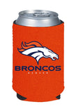 Denver Broncos Can Holder Orange
