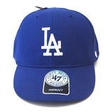 Los Angeles Dodgers Elastic '47 Brand Infant Blue Hat