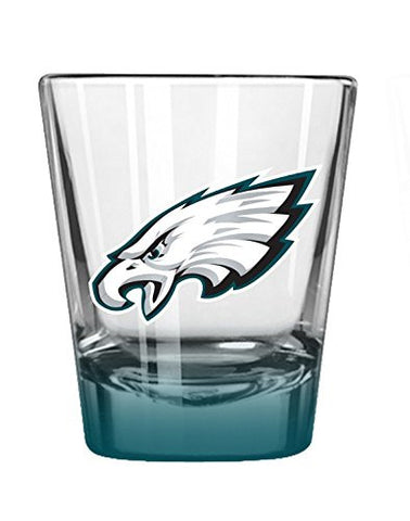 Philadelphia Eagles 2oz Elite Collectible Shot Glass