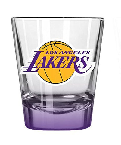 Los Angeles Lakers 2oz Elite Collectible Shot Glass
