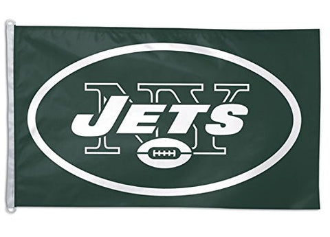 New York Jets Bar Home Decor 3' X 5' Flag Logo