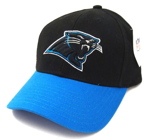 Carolina Panthers Snapback Reebok Black Adjustable Cap Hat