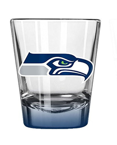 Seattle Seahawks 2oz Elite Collectible Shot Glass