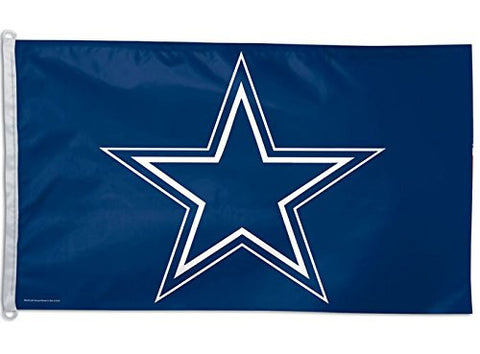 Dallas Cowboys Bar Home Decor 3' X 5' Flag Logo