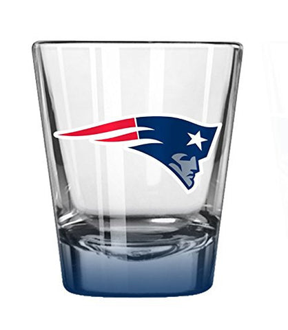 New England Patriots 2oz Elite Collectible Shot Glass
