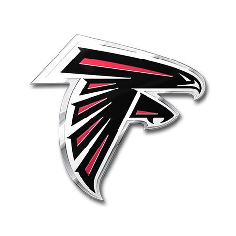Atlanta Falcons Color Auto Emblem
