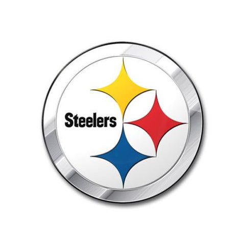 Pittsburgh Steelers Color Auto Emblem