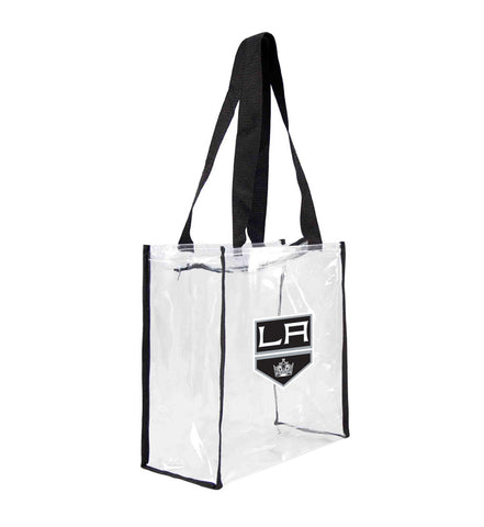 Los Angeles Kings Clear Square Stadium Tote Bag