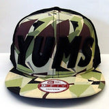 Yums Life Snapback New Era 9Fifty Bold Cap Hat Crystal Camo
