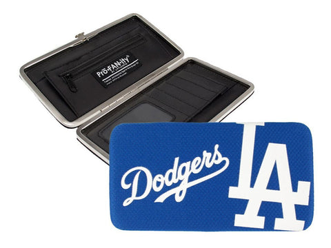 Los Angeles Dodgers Wallet Mesh Shell Organizer