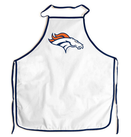 Denver Broncos BBQ Fan Apron