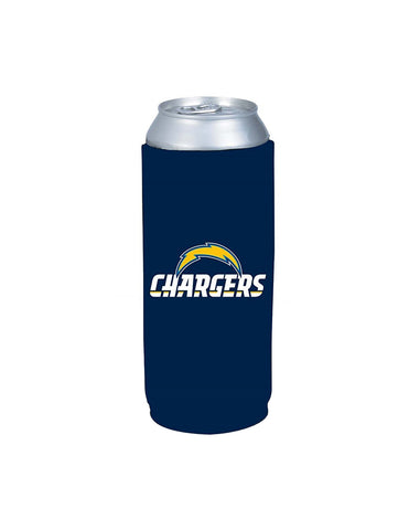 Los Angeles Chargers 24oz Can Cooler Holder Navy