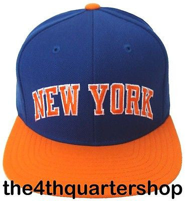 New York Knicks Snapback Retro Reebok Circa Hat Cap