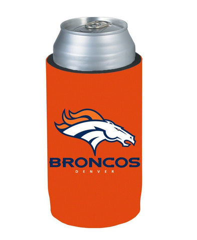 Denver Broncos Tall Boy 24oz Can Holder Orange