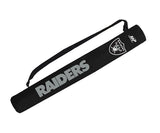 Oakland Raiders Can Shaft Cooler Black