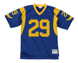 Los Angeles Rams Mens Jersey Mitchell & Ness Throwback #29 Dickerson 1984 Replica
