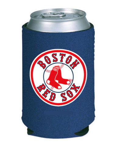 Boston Red Sox Can Cooler Holder Navy