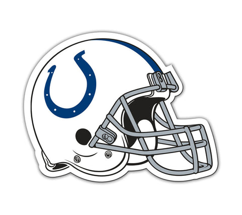 Indianapolis Colts Helmet Car or Truck Large Magnet
