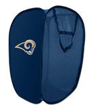St. Louis Rams NFL Pop-Up Laundry Hamper