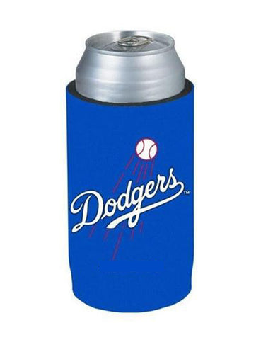 Los Angeles Dodgers 24oz Can Cooler Holder Blue