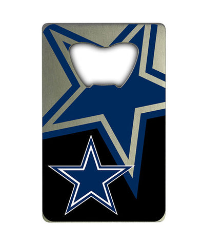 Dallas Cowboys Credit Card Style Bottle Opener
