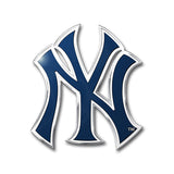 New York Yankees Color Auto Emblem