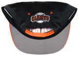 San Francisco Giants Snapback Logo 7 Vintage XL Block Cap Hat