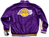 Los Angeles Lakers Mens Jacket G-III Full Zip