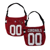 Arizona Cardinals Bag MVP Jersey Tote Purse Red
