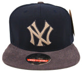 New York Yankees Snapback Retro AN Vault Logo Cap Hat