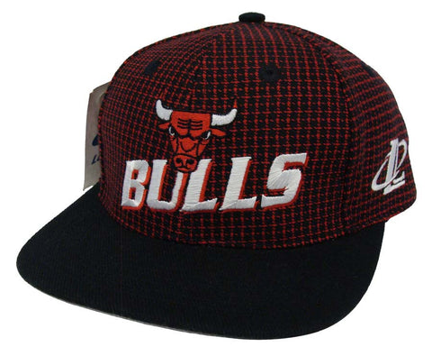 Chicago Bulls Snapback Vintage Logo 7 Youth Cap Hat
