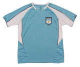 Argentina Mens Jersey RX Team Colors Blue Jersey