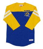 Los Angeles Rams Men's Mitchell & Ness Start of Season Longsleeve T-Shirt